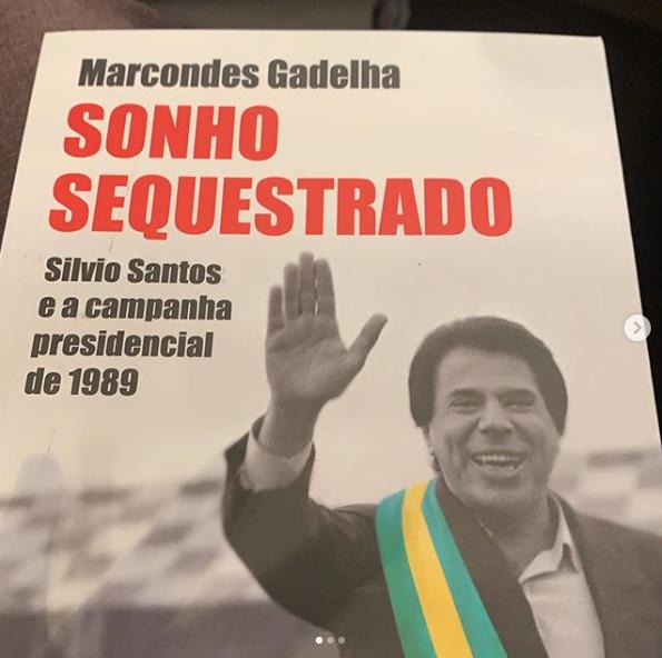 """Captura de Tela 64 - Silvio Santos afirma que sua memória """"se apaga lentamente"""". Ele está proibido de voltar a gravar…"""