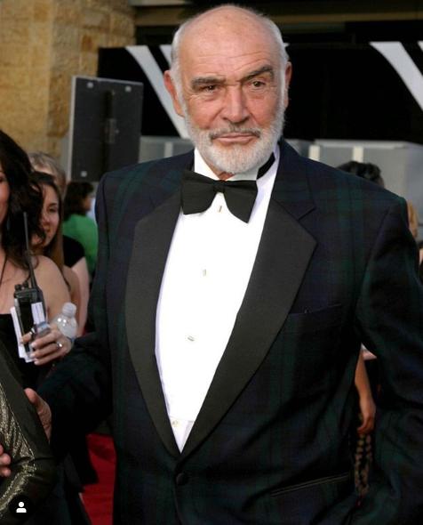 Captura de Tela 80 - Sean Connery morre aos 90 anos, ficou famoso por interpretar James Bond