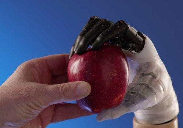 mao humana1 - Pesquisadores da Itália constroem mão biônica muito parecida com a mão humana