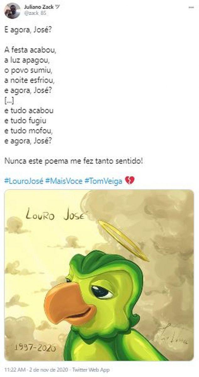 5 scaled - Fãs do eterno Louro José fazem homenagens a Tom Veiga nas Redes Sociais