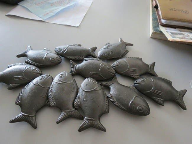 6 2 - Este peixinho de ferro está salvando a vida de milhares de crianças