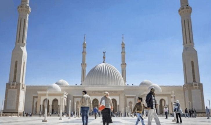 Captura de Pantalla 2020 11 09 a las 17.41.04 - Egito constrói uma nova capital no deserto a 50 quilômetros do Cairo. Não é uma miragem