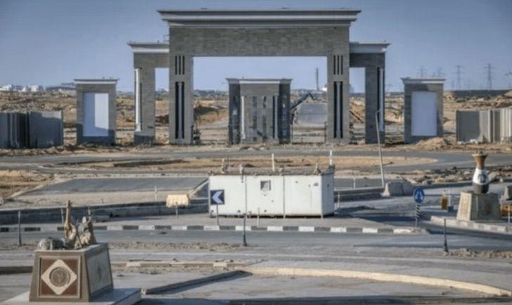 Captura de Pantalla 2020 11 09 a las 17.41.11 - Egito constrói uma nova capital no deserto a 50 quilômetros do Cairo. Não é uma miragem