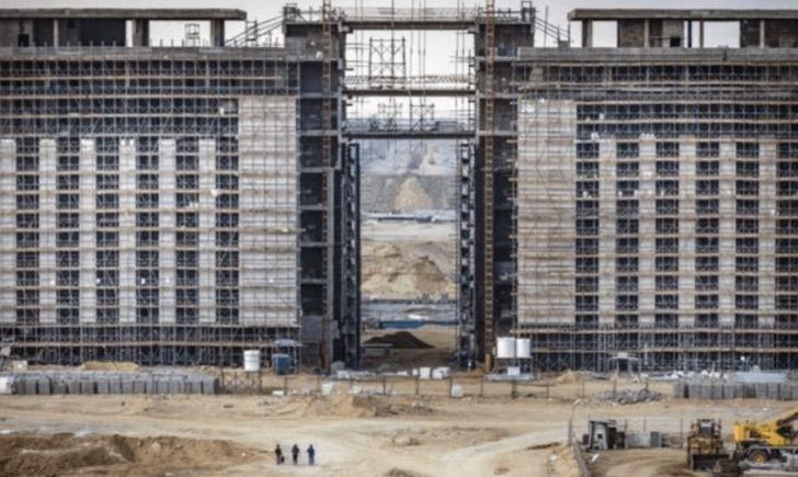 Captura de Pantalla 2020 11 09 a las 17.41.16 - Egito constrói uma nova capital no deserto a 50 quilômetros do Cairo. Não é uma miragem