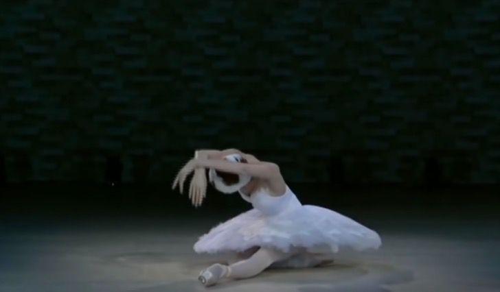 """Captura de Pantalla 2020 11 10 a las 11.10.05 - Bailarina com Alzheimer desperta ao ouvir """"O Lago dos Cisnes"""""""