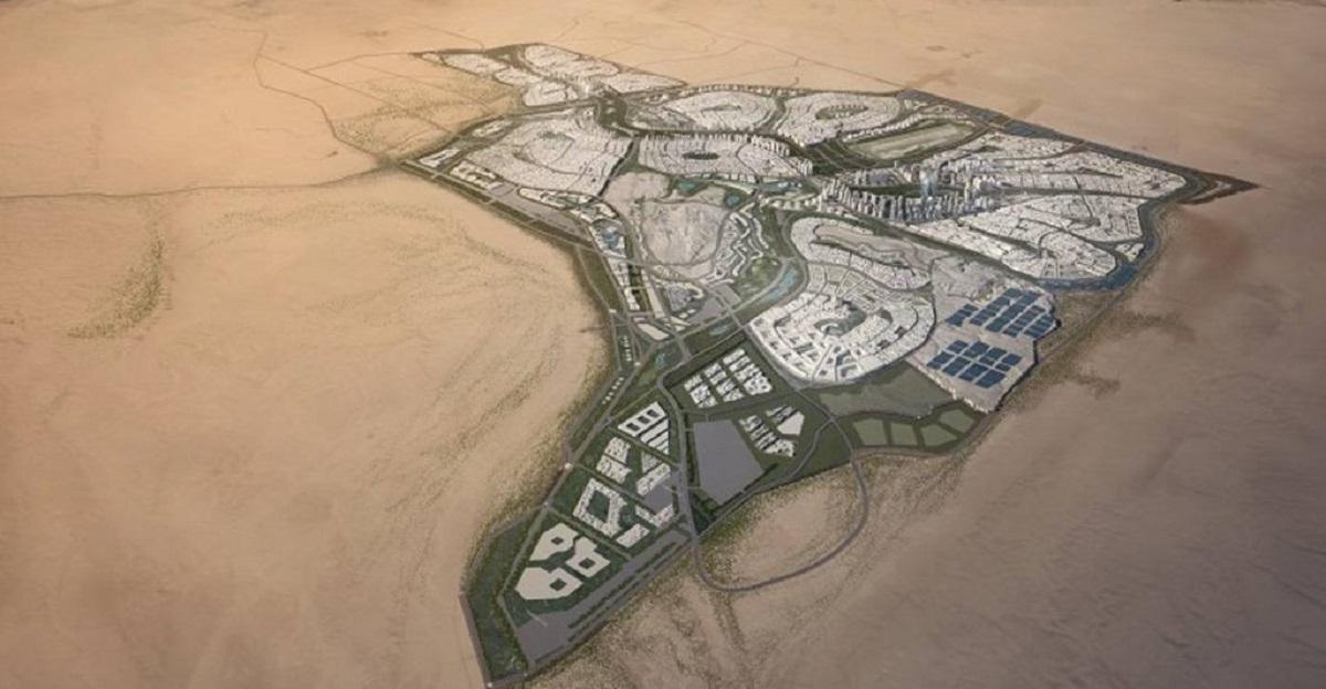 Captura de Pantalla 2020 11 13 a las 11.59.27 1024x533 1 - Egito constrói uma nova capital no deserto a 50 quilômetros do Cairo. Não é uma miragem