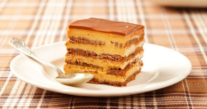 """chocotorta 3 - Eles escolheram a """"chocotorta"""" argentina como a melhor sobremesa do mundo."""