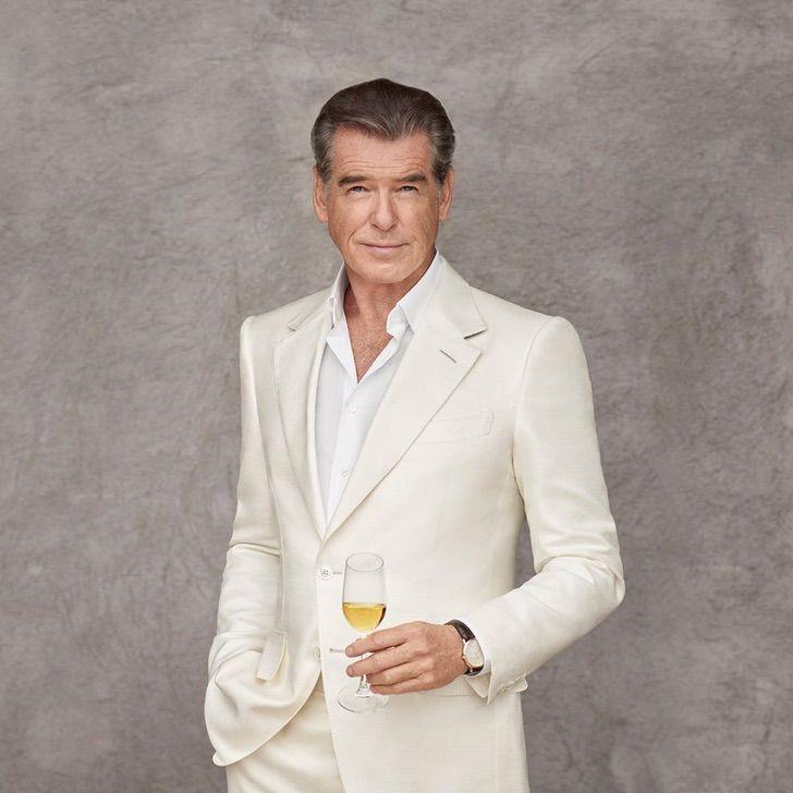 """jamesbond sean connery pierce brosnan infancia0008 - """"Você foi meu melhor James Bond"""": Pierce Brosnan prestou uma bela homenagem a Sean Connery após sua partida"""