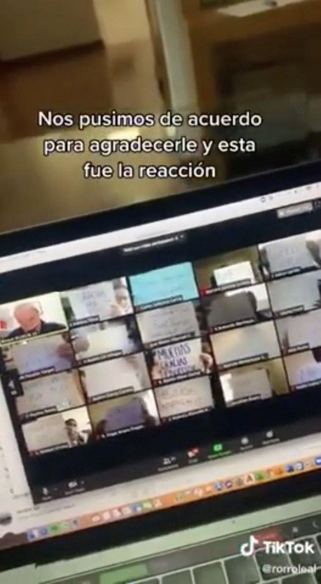 """2 6 scaled - """"Estou chorando muito """": Professor derrama lágrimas após o gesto que seus alunos fizeram por vídeo"""