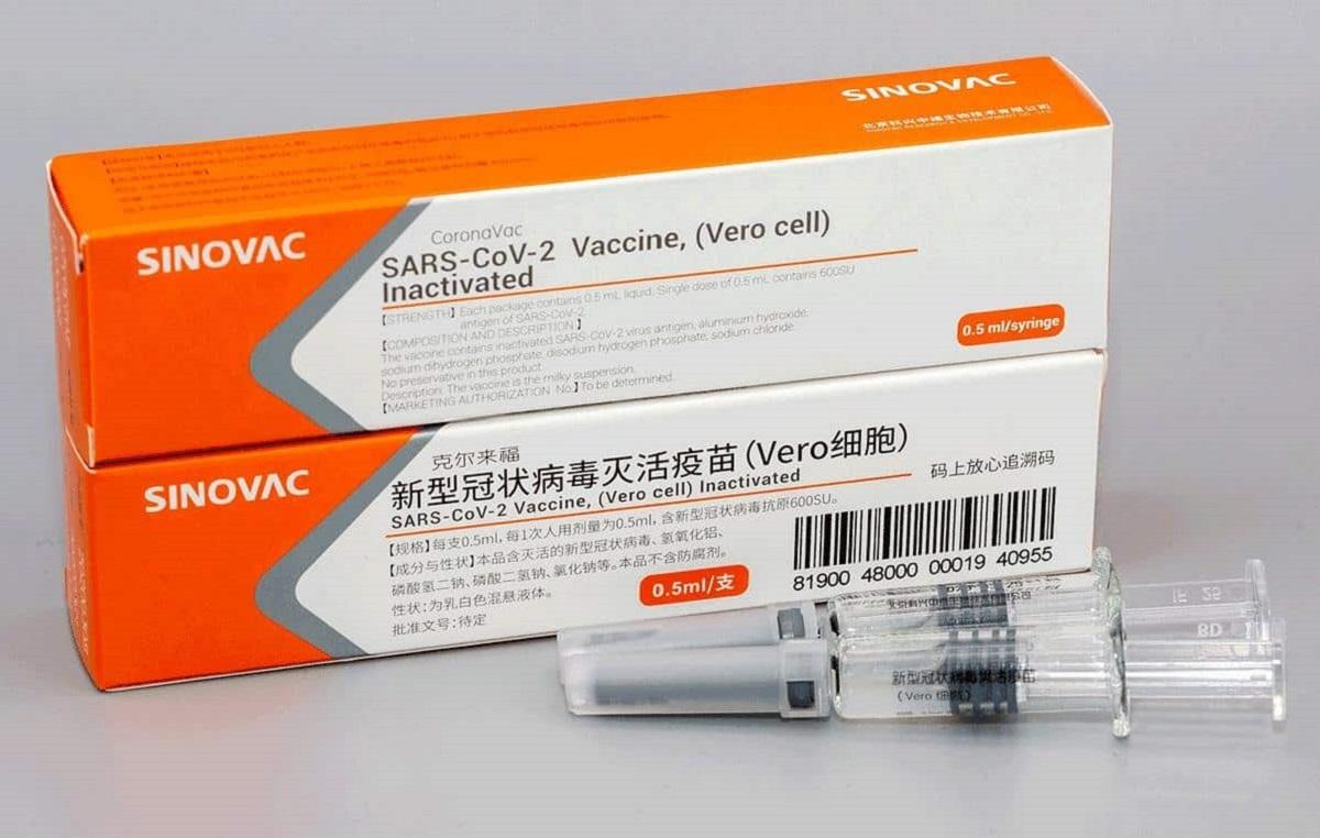 20200721052005 - CoronaVac:  Testes feitos no Brasil indicam que a Vacina é 78% eficaz contra a Covid-19; conforme divulgações do Butantan