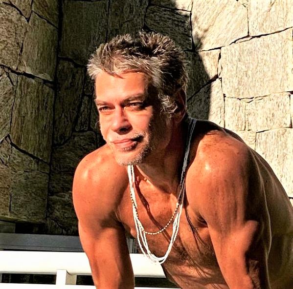 """Captura de Tela 237 - Fabio Assunção comunica e celebra que será Pai pela 3ª vez: """"Estamos Grávidos"""""""