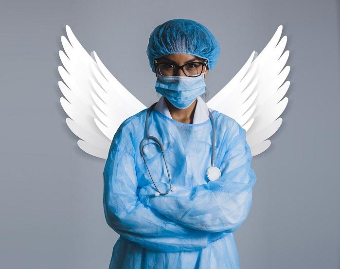 guardian angel 2704181 1280 - Professor é curado da Covid-19 após ser cuidado por um ex aluno que se tornou médico graças a ele.