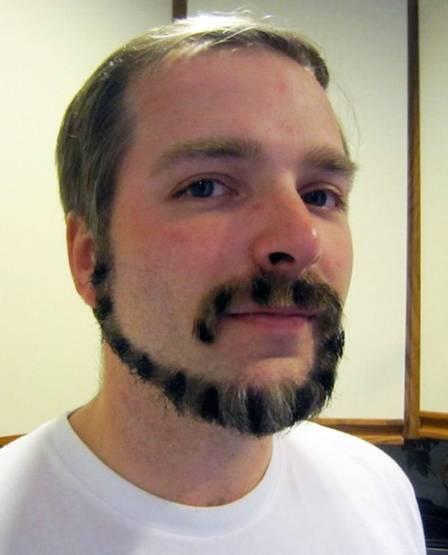 """4 4 - Conheça a """"Barba de rabo de macaco"""" a nova tendência nas redes sociais"""