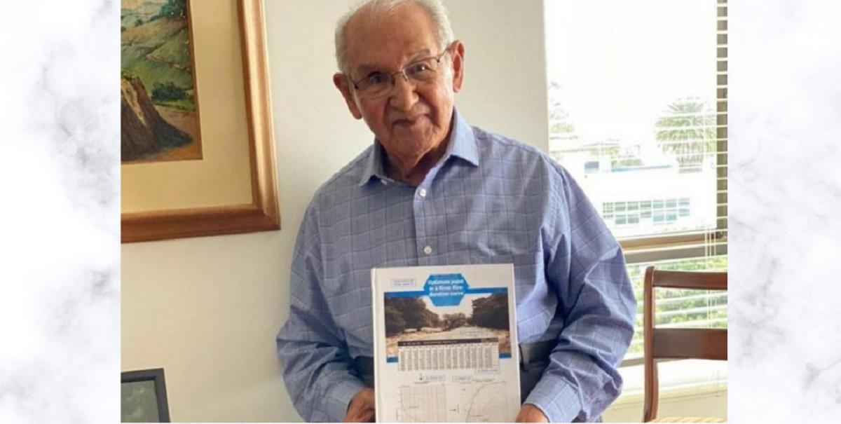 Untitled design 5 - Aos 104 anos ele terminou o seu doutorado e entregou a TESE durante a pandemia
