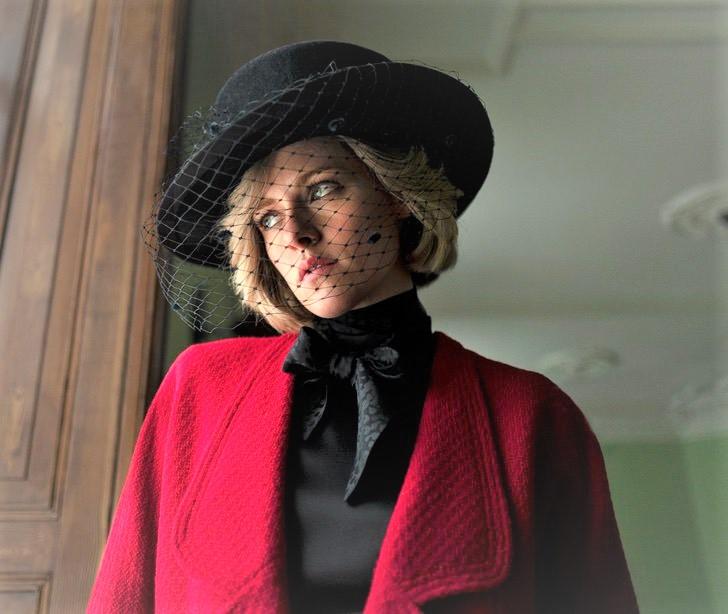 diana pelicula kristen stewart0006 - Kristen Stewart mostra seu visual como Diana de Gales. Já se fala de uma atuação digna do Oscar