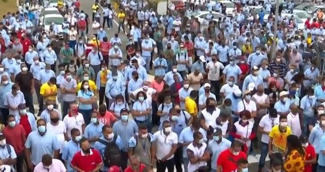 """whatsapp image 2021 01 12 at 12.45.42 - Funcionários da Ford na Bahia estão sofrendo com o fechamento da fábrica: """"É triste""""."""