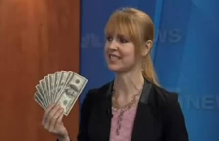 """xblog aimee nbc.jpg.pagespeed.ic .MTPikopRMt - Esta americana tem R$ 30 milhões e come ração de gatos para não """"estourar"""" o orçamento  mensal"""