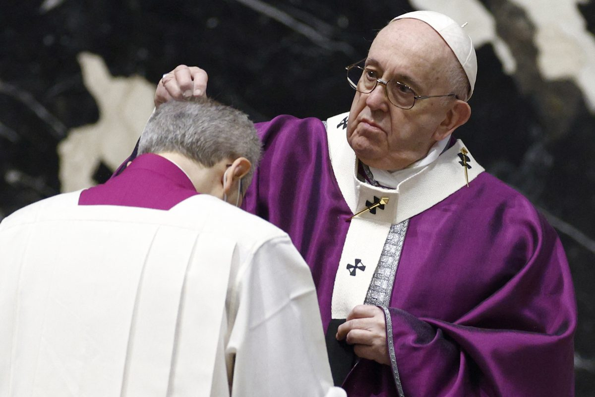 000 9379QL scaled - Quaresma é viagem de regresso a Deus, diz o Papa Francisco em preciosa homilia