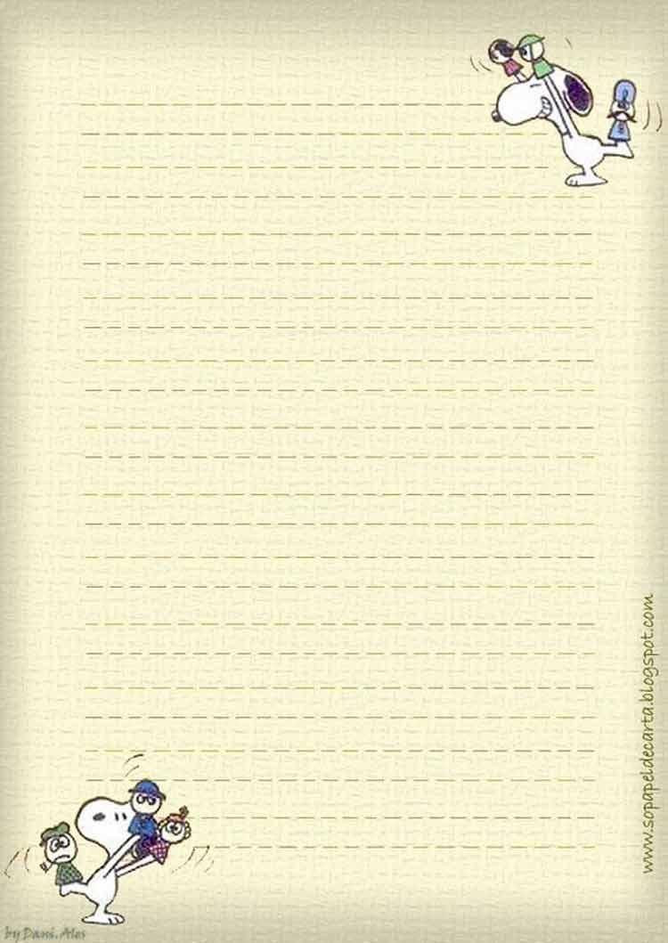 24 - Que nostalgia! 30 lindos papéis de carta que com certeza você tinha na sua coleção!