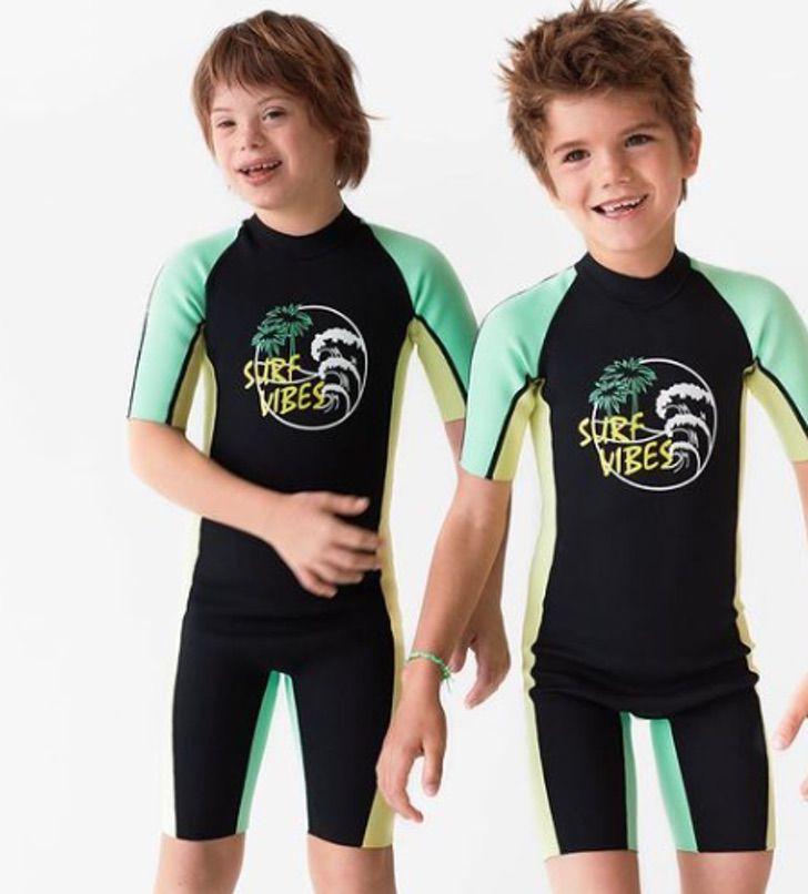 4 1 - Róscon, o primeiro menino com síndrome de Down a se tornar modelo da Zara