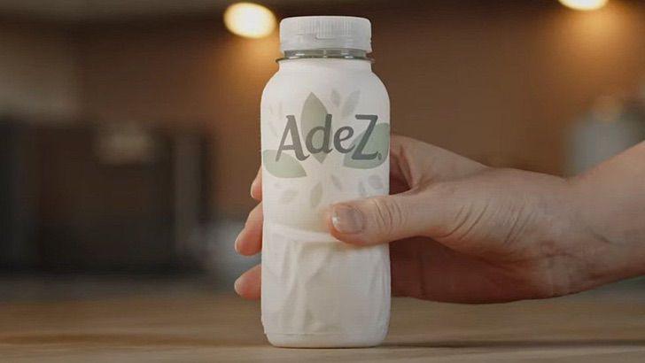 4 5 - A Coca-Cola começará a vender suas bebidas em garrafas de papel.