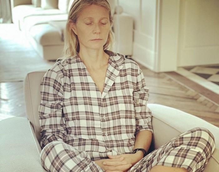 61082c71 700 - Gwyneth Paltrow batalha contra confusão mental e fadiga vindas de sequelas da covid-19