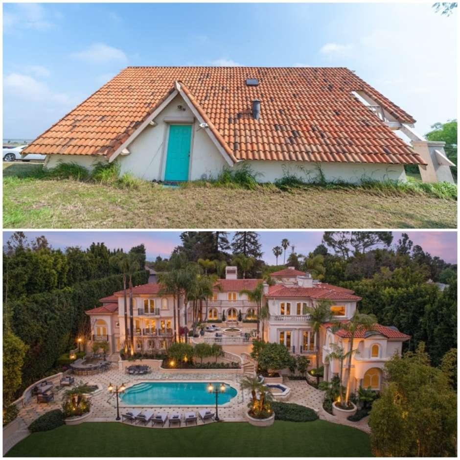 a 1 - Elon Musk, um dos homens mais rico do mundo, trocou mansões por uma casa bem simples para morar