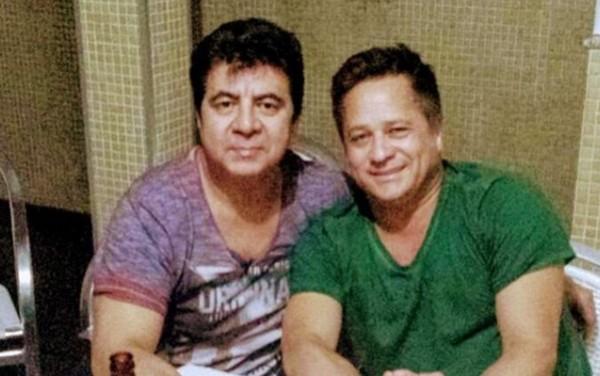 """2 5 - Morre assessor do cantor Leonardo, vítima de um tiro: """"estamos sem chão"""" lamenta profundamente"""