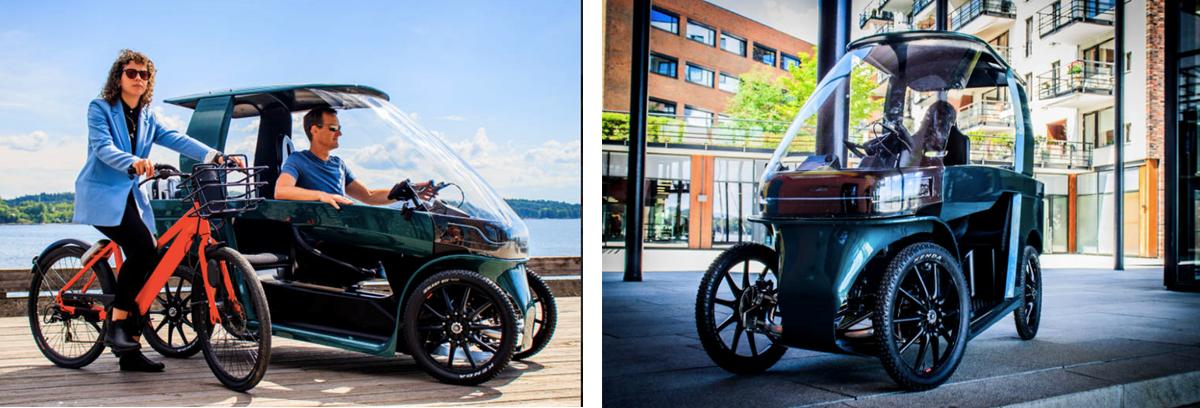 Captura de Tela 56 - Bicicleta elétrica com 4 rodas promete ser segura e confortável
