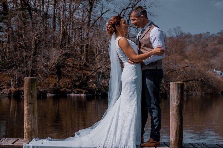 """4 8 - """"Diário de uma paixão"""": casal inglês se casa 22 anos depois de terminar. Eles nunca se esqueceram"""