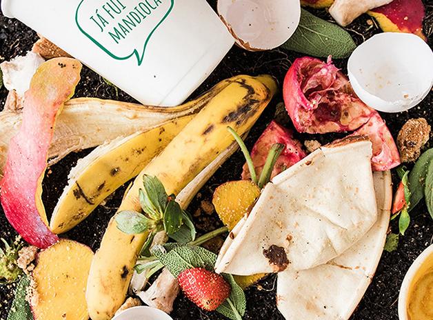 7 1 - Startup usa mandioca para fabricar embalagens 100% biodegradáveis