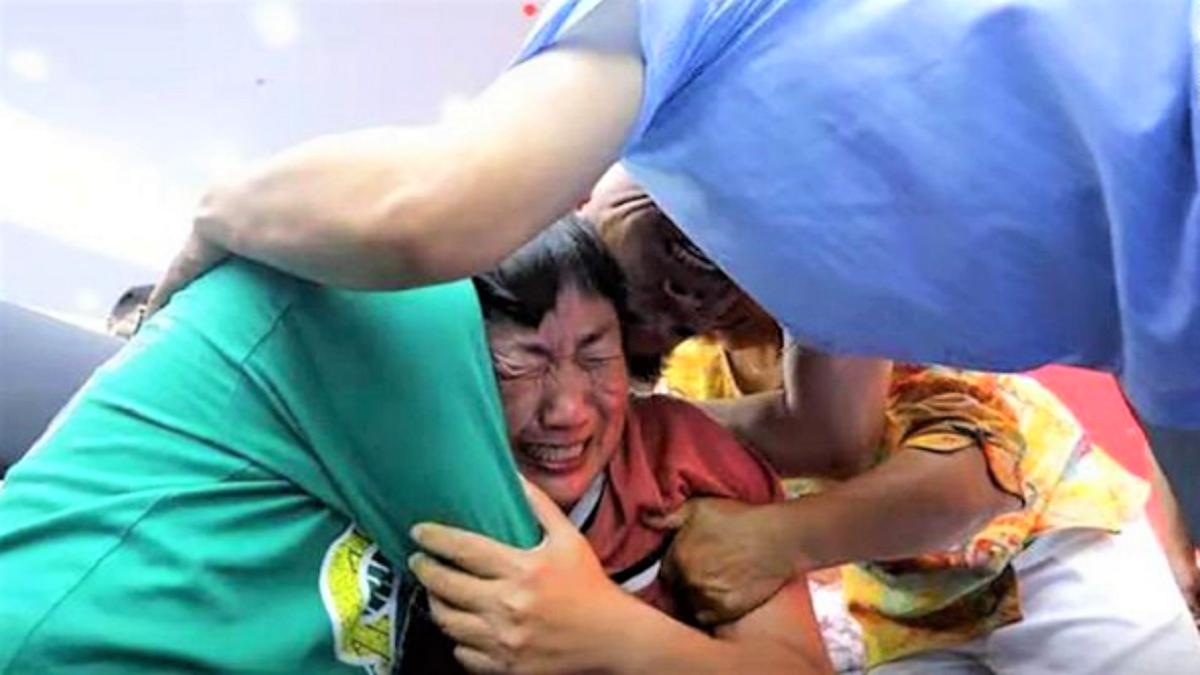 Captura de Tela 345 - Jovem reencontra sua família após ficar 24 anos sequestrado. Sua história inspirou um filme