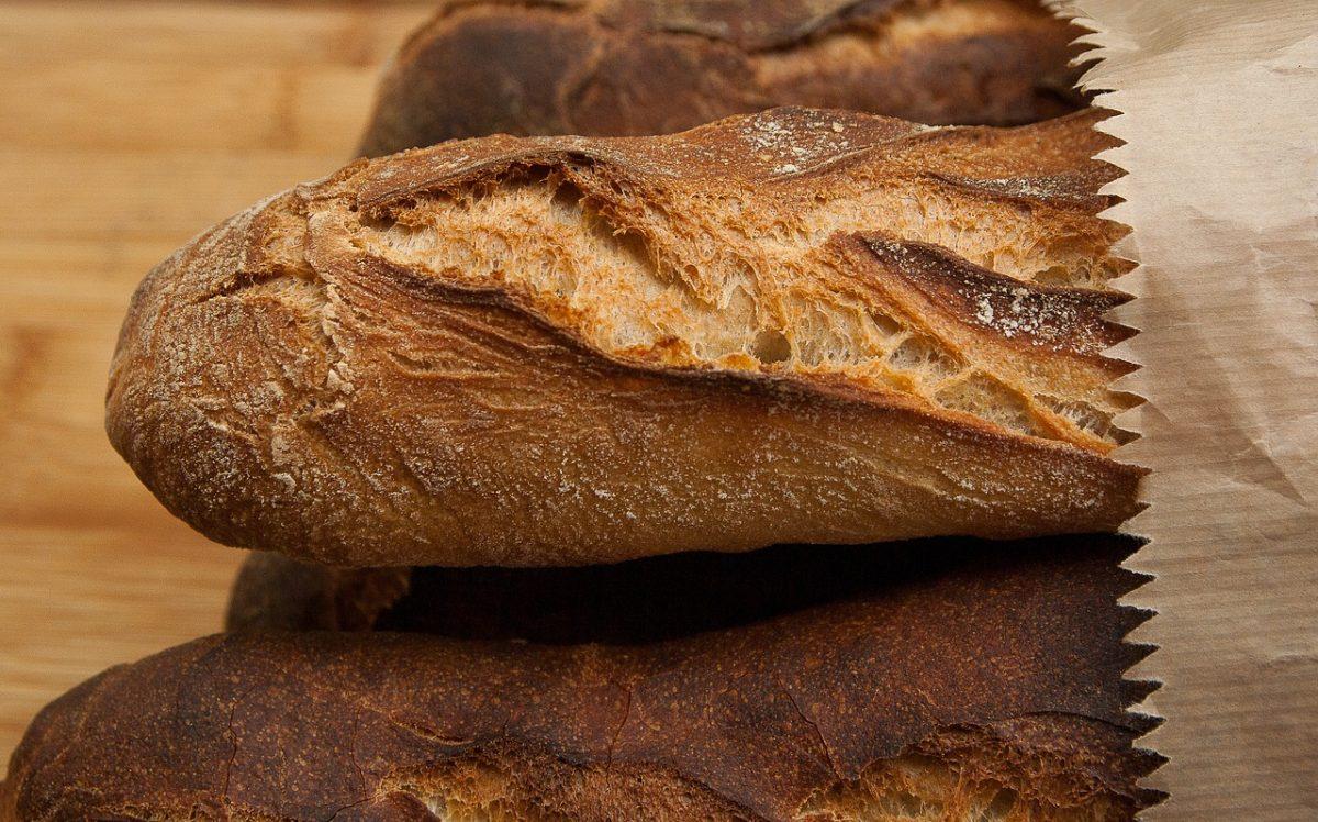 bread 1761197 1280 scaled - Adolescente usa um carrinho de mão para vender pão caseiro. Contribui para as despesas de sua casa!